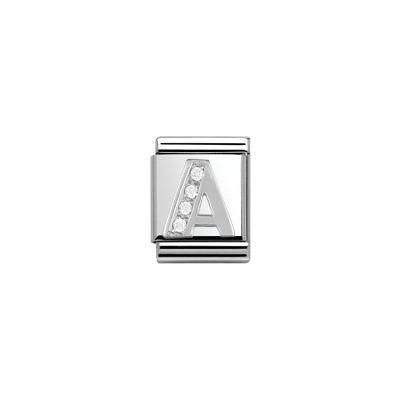 modulaire unisex bijoux Nomination Composable 332301/01