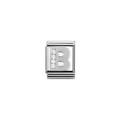 modulaire unisex bijoux Nomination Composable 332301/02