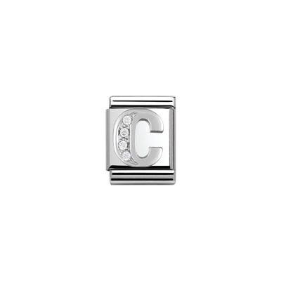 modulaire unisex bijoux Nomination Composable 332301/03