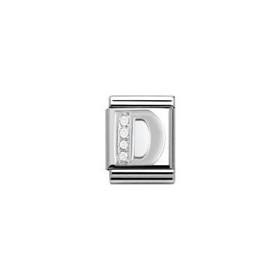 modulaire unisex bijoux Nomination Composable 332301/04