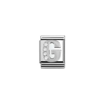 modulaire unisex bijoux Nomination Composable 332301/07