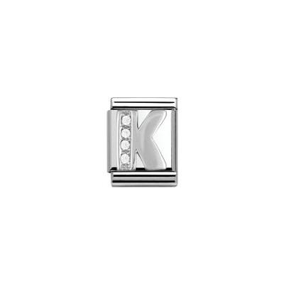 modulaire unisex bijoux Nomination Composable 332301/11