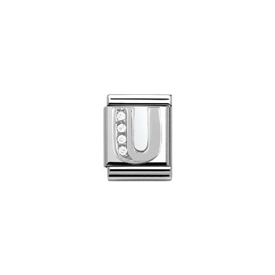 modulaire unisex bijoux Nomination Composable 332301/21
