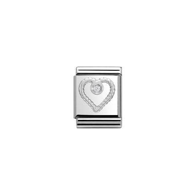 modulaire unisex bijoux Nomination Composable 332304/02