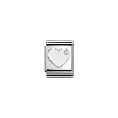 modulaire unisex bijoux Nomination Composable 332305/03
