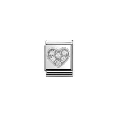 modulaire unisex bijoux Nomination Composable 332310/05