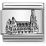 modular man jewellery Nom.Composable 330105/37