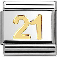 modular unisex jewellery Nom.Composable 030109/36
