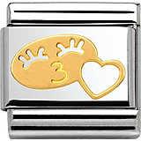 modular unisex jewellery Nom.Composable 030161/07
