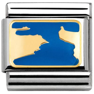 modular unisex jewellery Nom.Composable 030245/07
