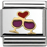 modular unisex jewellery Nom.Composable 030283/08