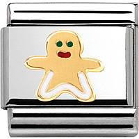 modular unisex jewellery Nom.Composable 030285/08
