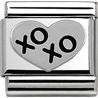 modular unisex jewellery Nom.Composable 330101/02