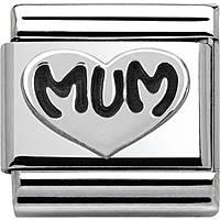modular unisex jewellery Nom.Composable 330101/12