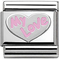 modular unisex jewellery Nom.Composable 330202/31