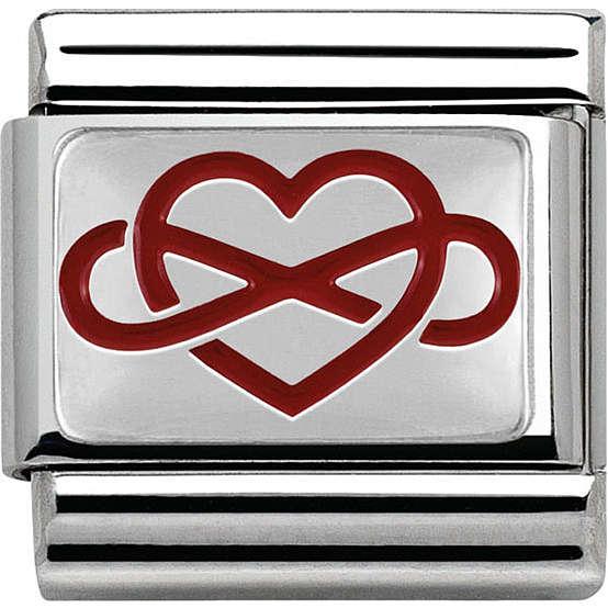 modular unisex jewellery Nom.Composable 330206/07
