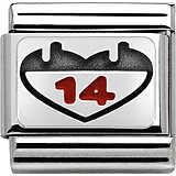 modular unisex jewellery Nom.Composable 330208/03