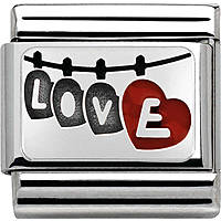 modular unisex jewellery Nom.Composable 330208/04