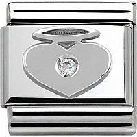 modular unisex jewellery Nom.Composable 330303/04