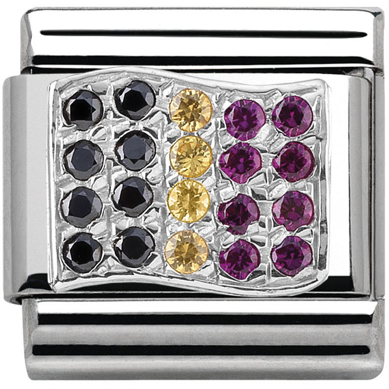 modular unisex jewellery Nom.Composable 330318/10