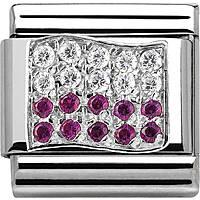 modular unisex jewellery Nom.Composable 330318/17