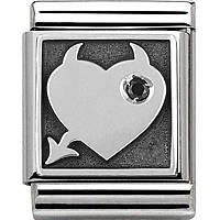 modular unisex jewellery Nom.Composable 332307/05