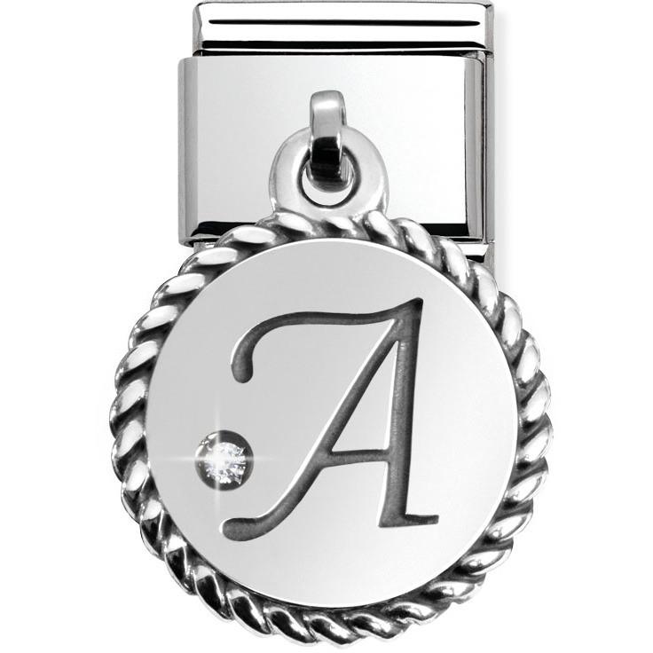 modular unisex jewellery Nom.Composable Lettere 031715/01