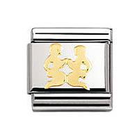 modular unisex jewellery Nomination Composable 030104/03