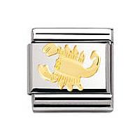 modular unisex jewellery Nomination Composable 030104/08
