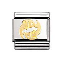 modular unisex jewellery Nomination Composable 030104/12