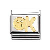 modular unisex jewellery Nomination Composable 030107/04