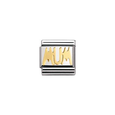 modular unisex jewellery Nomination Composable 030107/14