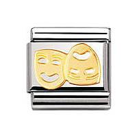 modular unisex jewellery Nomination Composable 030110/01
