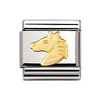 modular unisex jewellery Nomination Composable 030112/10