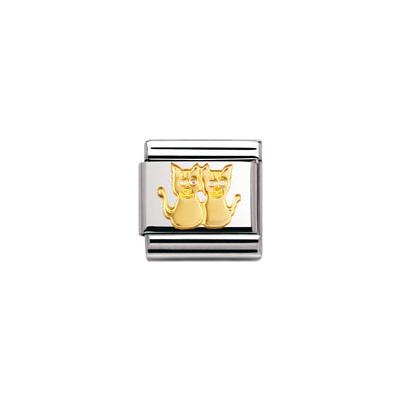 modular unisex jewellery Nomination Composable 030112/13
