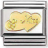 modular unisex jewellery Nomination Composable 030116/08