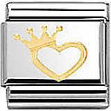 modular unisex jewellery Nomination Composable 030116/17