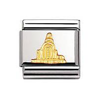 modular unisex jewellery Nomination Composable 030123/46