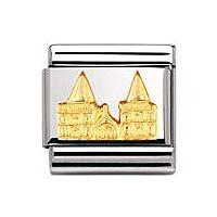 modular unisex jewellery Nomination Composable 030126/05