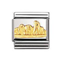 modular unisex jewellery Nomination Composable 030126/13