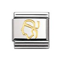 modular unisex jewellery Nomination Composable 030128/02