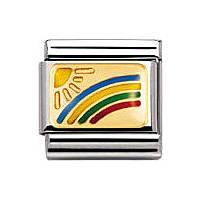 modular unisex jewellery Nomination Composable 030208/01