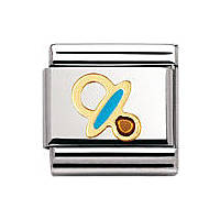 modular unisex jewellery Nomination Composable 030208/42