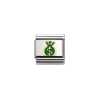 modular unisex jewellery Nomination Composable 030209/16