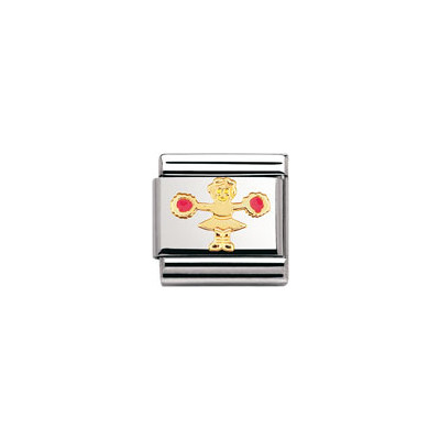 modular unisex jewellery Nomination Composable 030209/39
