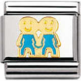 modular unisex jewellery Nomination Composable 030209/47