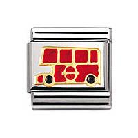 modular unisex jewellery Nomination Composable 030210/19