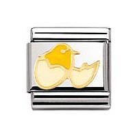 modular unisex jewellery Nomination Composable 030211/12