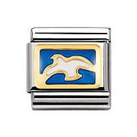 modular unisex jewellery Nomination Composable 030211/18