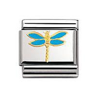 modular unisex jewellery Nomination Composable 030211/19